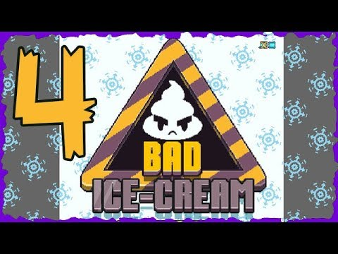 Bad Ice Cream  Full Game Walkthrough All Levels