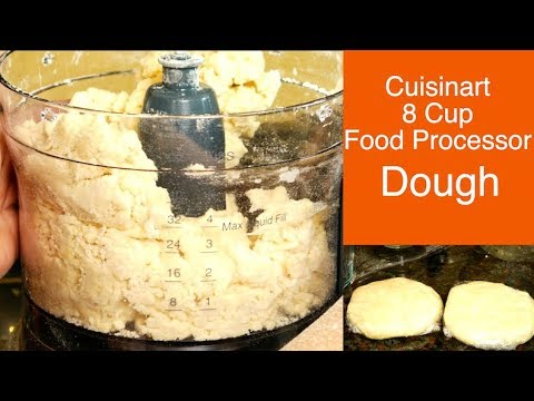 Can you mix pie dough in a food processor