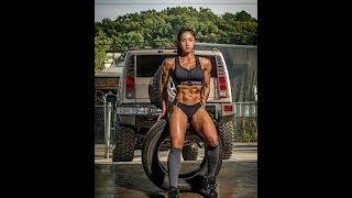 [ Lee Yae Lin ] Super Hot Korea Female Bodybuilder