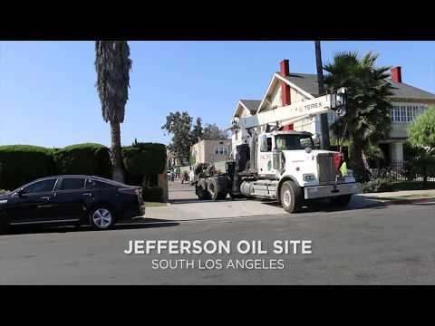 DRILL LA: Jefferson Oil Site