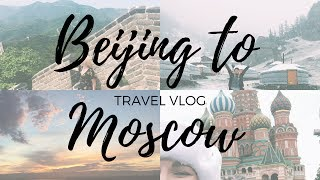 Beijing to Moscow on the Trans-Siberian Railway | TRAVEL VLOG