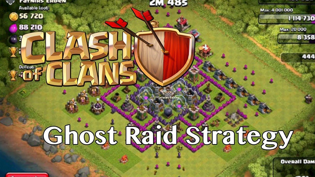 clan wars ghost exploit
