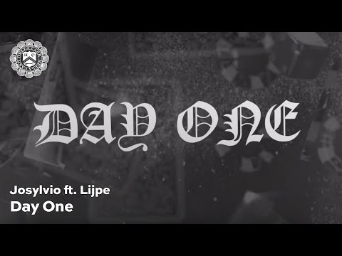 Josylvio - Day One Ft. Lijpe (prod. Esko) [lyric Video]