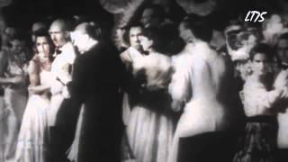 """""""Reginella Campagnola"""" .... Hans Carste & Das Schuricke Terzett (1939)"""