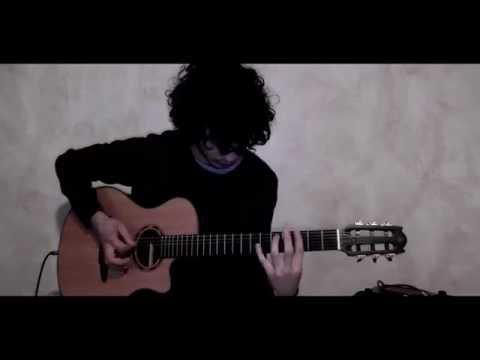 Big Sur Moon  - Buckethead Acoustic Cover