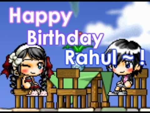 Happy birthday rahul youtube youtube premium publicscrutiny Image collections