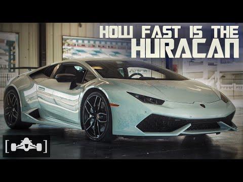 Lamborghini Huracan LP610-4 Review + Acceleration | The Supercar Gold Standard