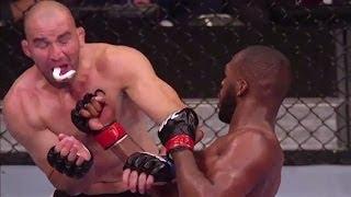 UFC 172: Fight Motion