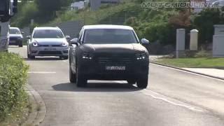 """""""فيديو"""" شاهد اختبار فولكس واجن طوارق 2018 في ألمانيا Volkswagen Touareg 2018"""