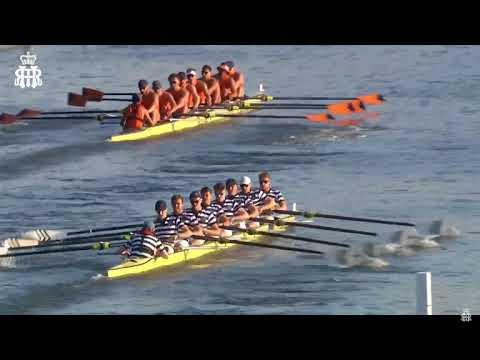 Highlights | Syracuse vs. Trinity at Henley Royal Regatta