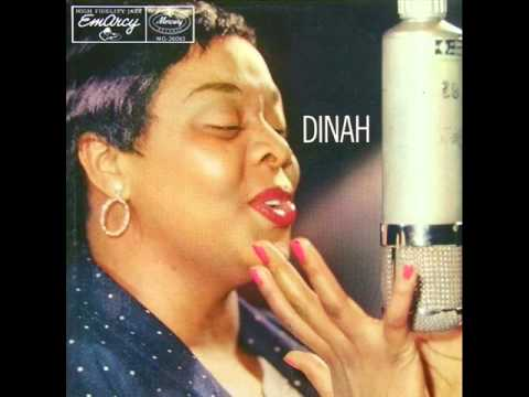 Dinah Washington With Hal Mooney Orchestra - Goodbye