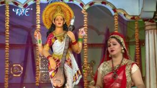 Hey Maiya शारदा भवानी Anu Dubey Bhojpuri Saraswati Bhajan Song 2017