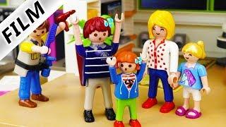 Playmobil Film deutsch | VERRÜCKTER FRISEUR bei Familie Vogel | Neue Haare für Julian und Familie?