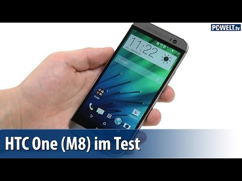 HTC One (M8) im PC-WELT-Test | deutsch / german