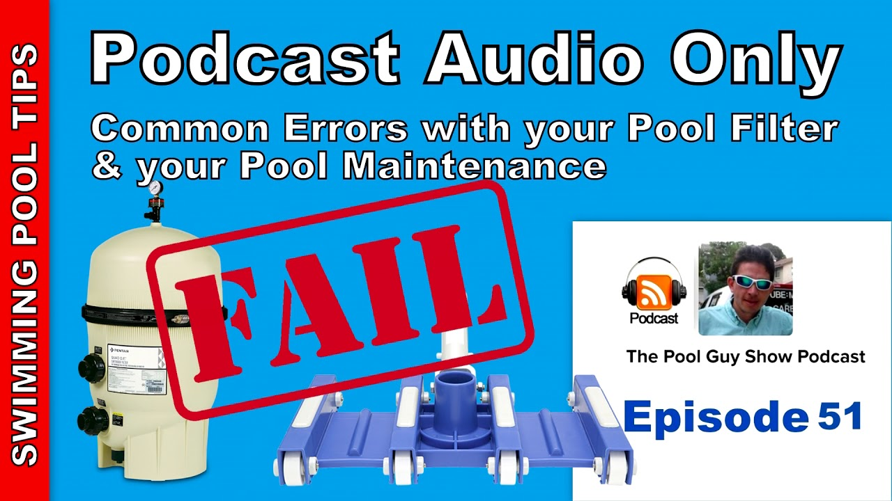 small resolution of common errors with your pool filter your pool maintenance using cheap pool equipment fail