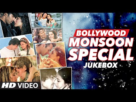 Bollywood Monsoon Special | Video Jukebox...