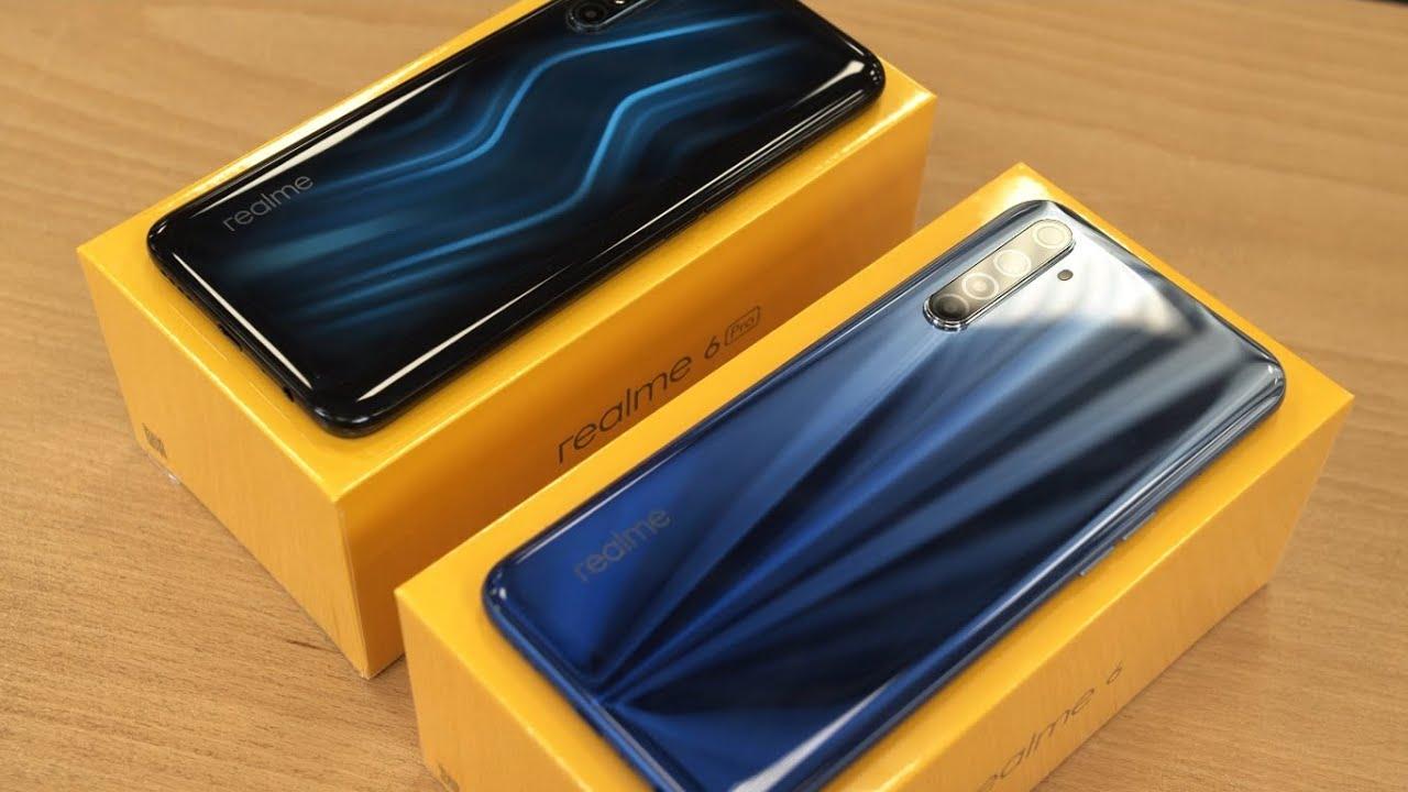მიმოხილვა - Realme 6 და 6 Pro