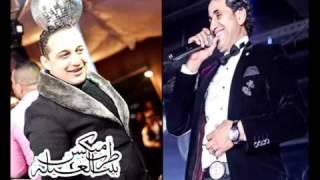 رضا البحراوى واحمد شيبه  موال قطع لسانك  2016