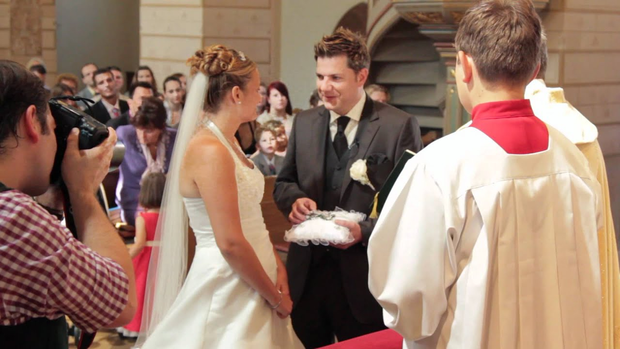 Andrea & Reinhardt - Hochzeitstrailer - 03.09.2011 - YouTube