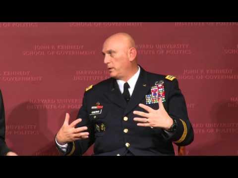 General Raymond T. Odierno In Conversation With Professor David Gergen