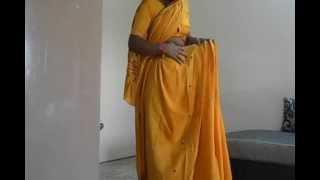 How To Wear Maharastrian Style Saree-Maharastrian Sari Draping Thumbnail