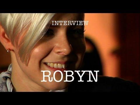 Robyn - Interview