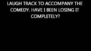 La Dispute A Broken Jar Lyrics on screen