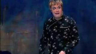 Eddie Izzard on the Plymouth Colony