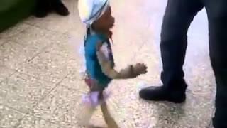 puppet dancing lambada