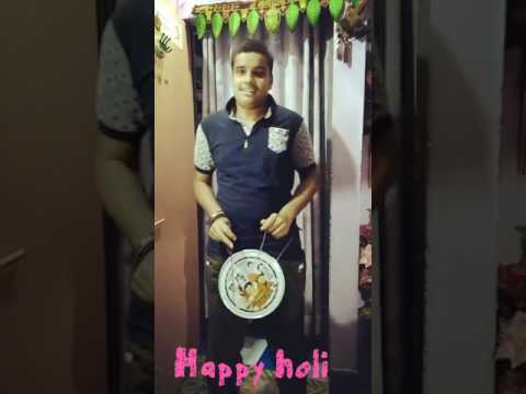 Holi special video by pranjal shukla korba chhattisgarh