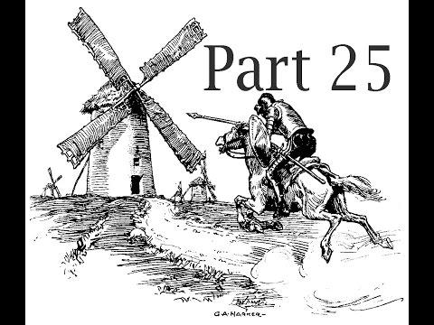Audiobook: Don Quixote English part 25
