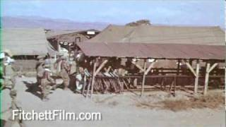 Fitchett Film -- Manila POW Camp No. 2 in Quezon City