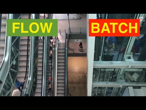 (EN) Batch vs One Piece Flow @ Airport