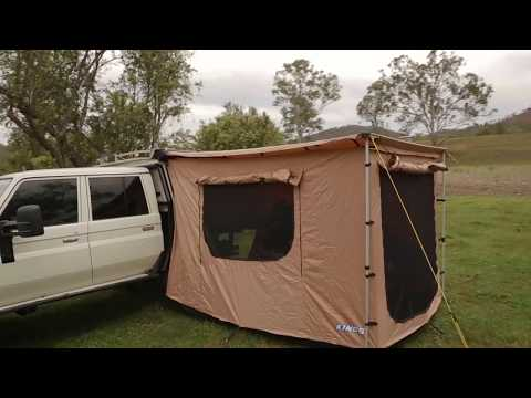 Adventure Kings Awning Tents Will Change the Way You Camp