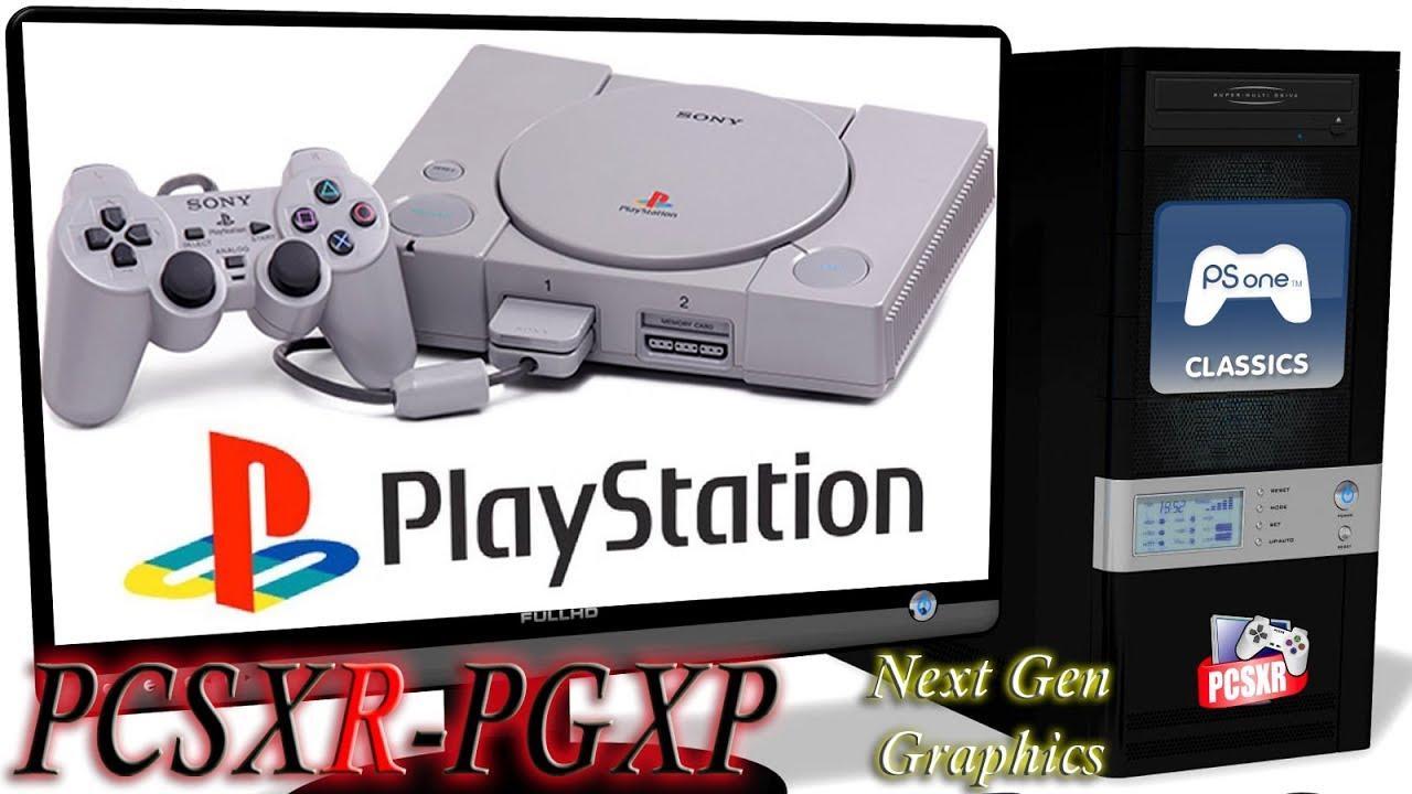 PCSXR-PGXP [PSone Emulator] - New graphics render for PS1 games [PCSXR vs  ePSXe] Comparison video #1