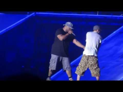 [10/14] Eminem - 'Till I Collapse / Cinderella Man - live at Pukkelpop 2013