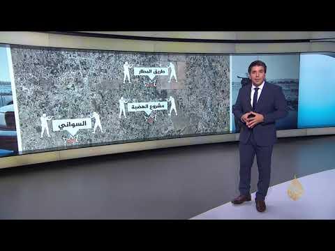طرابلس.. خريطة القوى العسكرية  - نشر قبل 28 دقيقة
