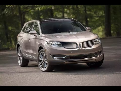 Lincoln MKX 2018 Car Review