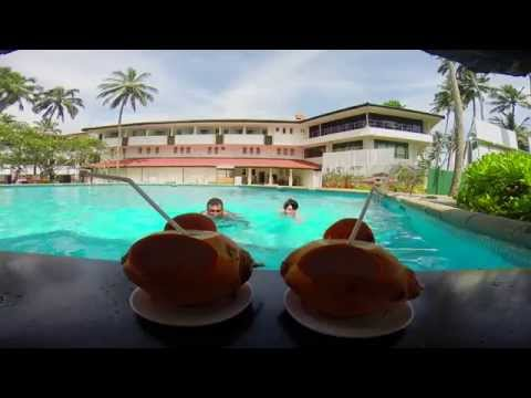 Sri Lanka with Tangerine beach Hotel 2014