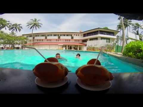 Sri Lanka with Tangerine beach Hotel 2014