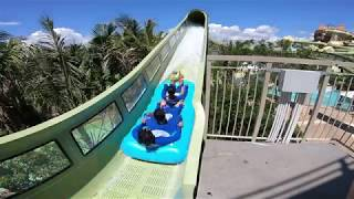 Atlantis Sanya Ride Compilation