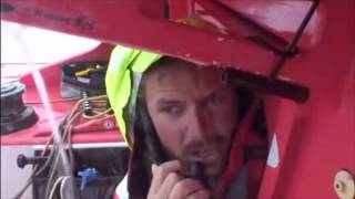 """It's scary what happened"" - Live call with Dongfeng after damage at sea"