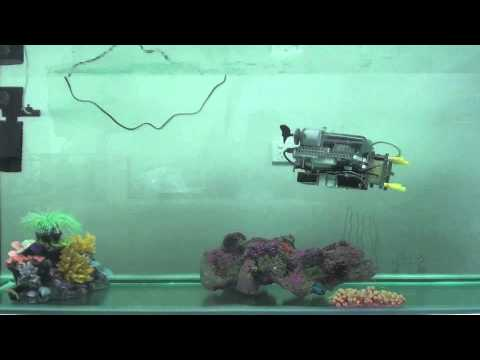 LEGO ROV Without A Tether | Hackaday