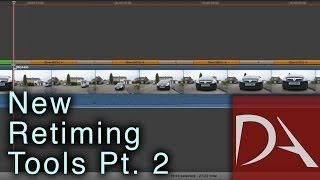 #FCPX 10.1 Tutorial - New Retiming Tools Part 2