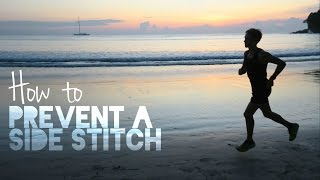 How to Prevent a Side Stitch