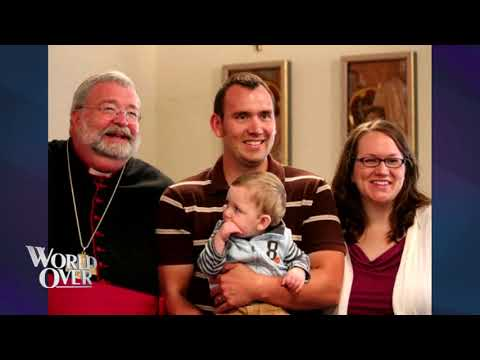 World Over - 2019-07-11 -  Most Rev. Daniel Jenky and Bonnie Engstrom with Raymond Arroyo