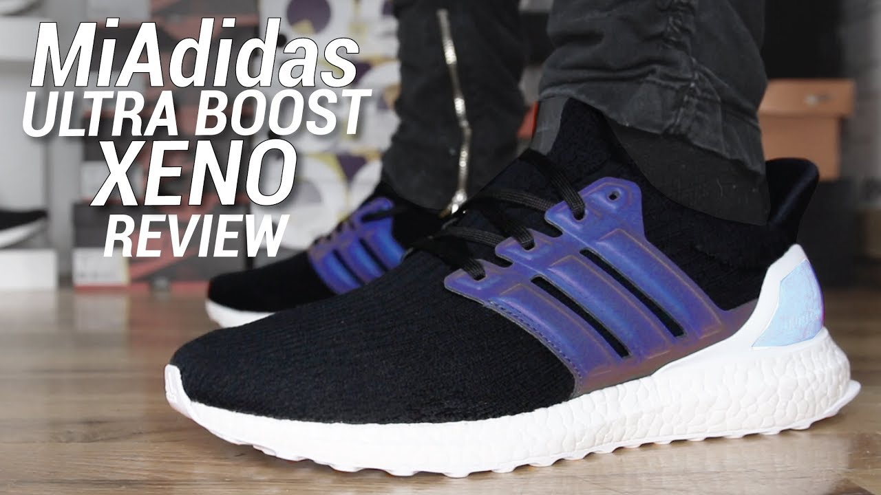 15d0e73893a50 MiAdidas Ultra Boost Xeno Review - YouTube
