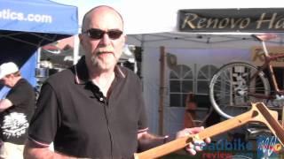 Sea Otter Classic 2011 - Renovo Hardwood Bicycles