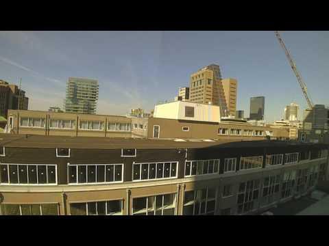 WTC Rotterdam - vijfde etage laagbouw