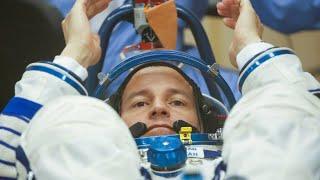 ISS begrüßt drei neue Astronauten